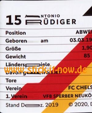 Rewe DFB Sammelkarten EM 2020 - Nr. 28 (Glitzer)