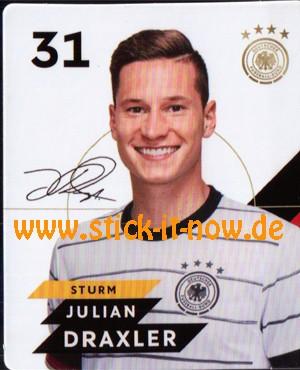Rewe DFB Sammelkarten EM 2020 - Julian Draxler - Nr. 31