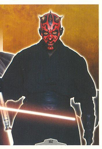 Force Attax - DIE SITH - Strike Force - Movie Collection