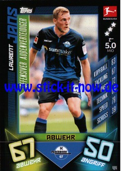 "Topps Match Attax Bundesliga 2019/20 ""Action"" - Nr. 484"