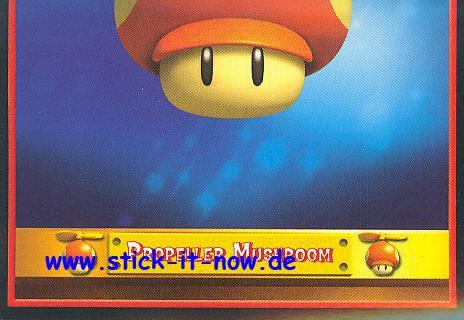 Super Mario Bros.Wii - Sticker - Nr. 124