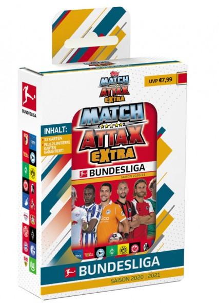 "Topps Match Attax Bundesliga 2020/21 ""Extra"" - Mini Tin ""Rot"""