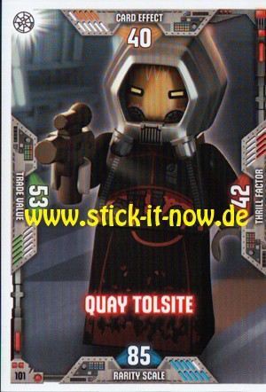 Lego Star Wars Trading Card Collection 2 (2019) - Nr. 101