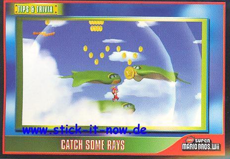 Super Mario Bros.Wii - Sticker - Nr. 167