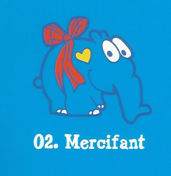 Edeka Ottifanten (2020) - Nr. 2 Mercifant