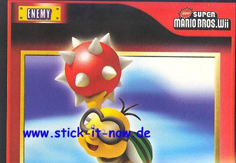 Super Mario Bros.Wii - Sticker - Nr. 36