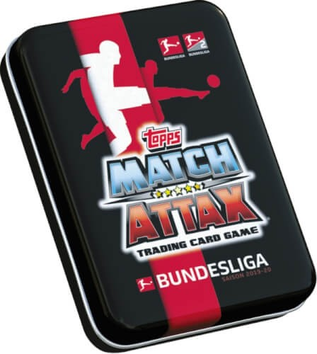 Topps Match Attax Bundesliga 2019/20 - Mini Tin Dose