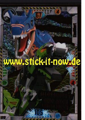 "LEGO ""Jurassic World"" Trading Cards (2021) - Nr. LE 17"