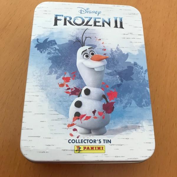 """Disney Frozen """"Die Eiskönigin 2"""" (2019) - Collector's Tin ( Motiv 2 )"""