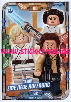 Lego Star Wars Trading Card Collection (2018) - Nr. 69