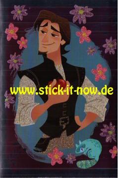 """Rapunzel - Die Serie """"Sticker"""" (2018) - Nr. 57 (Glitzer)"""
