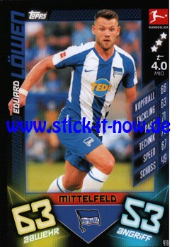 "Topps Match Attax Bundesliga 2019/20 ""Action"" - Nr. 419"