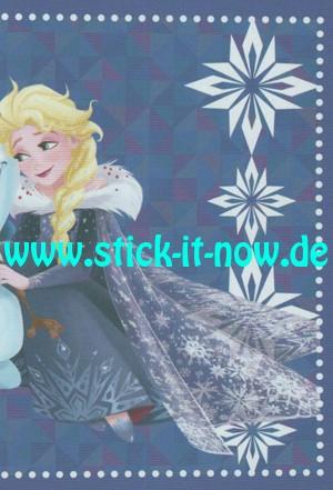 """Die Eiskönigin - """"Mein Stickertagebuch"""" (2018) - Nr. 92"""
