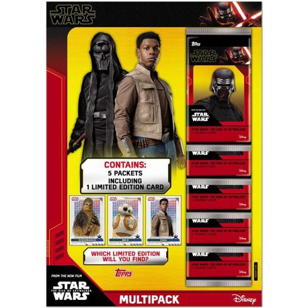 "Star Wars - The Rise of Skywalker ""Teil 2"" (2019) - Multipack"