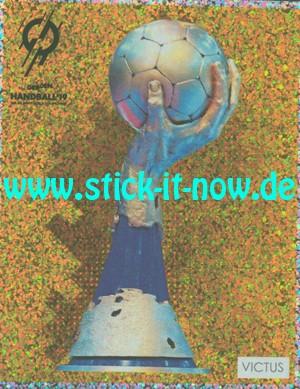 DKB Handball Bundesliga Sticker 18/19 - Nr. 19 (Glitzer)