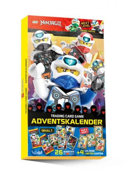 "Lego Ninjago Trading Cards - SERIE 5 ""Next Level"" (2020) - Adventskalender"