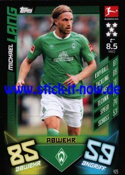 "Topps Match Attax Bundesliga 2019/20 ""Action"" - Nr. 425"