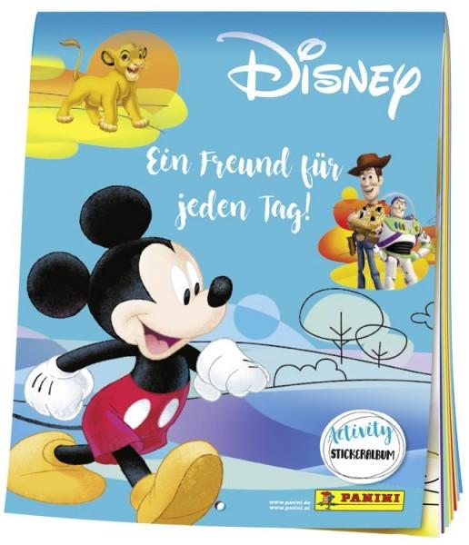 """Disney Mix """"Stickerkollektion"""" (2018) - Stickeralbum"""