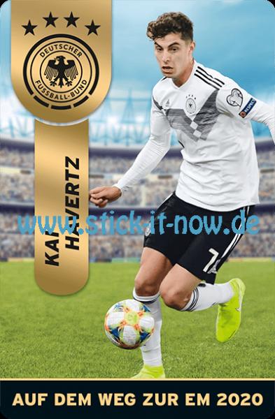 """Ferrero Team Sticker EM 2020 - """"Action"""" Nr. 14"""