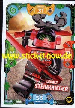 Lego Ninjago Trading Cards - SERIE 5 (2020) - Nr. 127