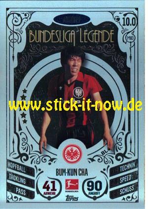 Topps Match Attax Bundesliga 2020/21 - Nr. BL 4 (Legende)