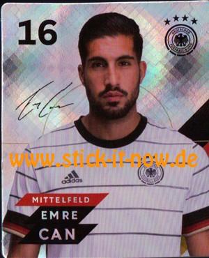 Rewe DFB Sammelkarten EM 2020 - Nr. 16 (Glitzer)