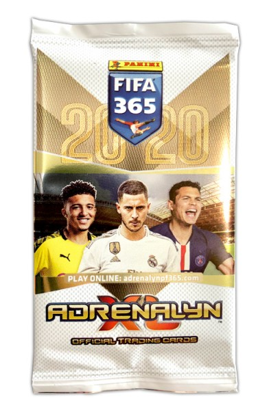 Panini FIFA 365 Adrenalyn XL (2020) - Booster (6 Karten)