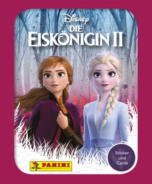 """Disney Frozen """"Die Eiskönigin 2"""" (2019) - Stickertüte ( 4 Sticker + 1 Karte )"""