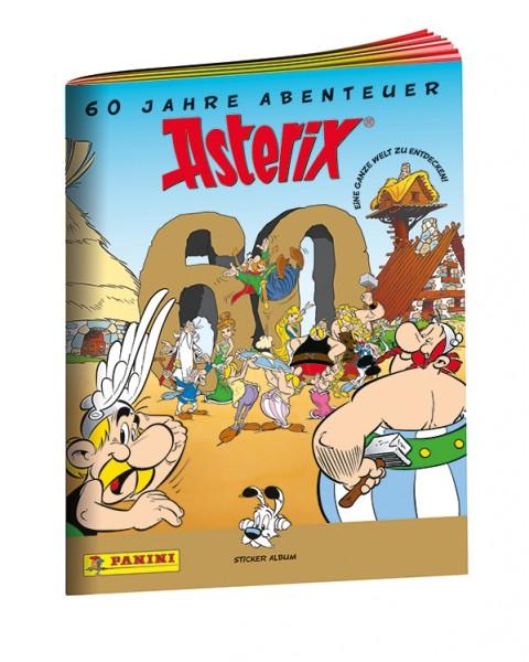 """Asterix """"60 Jahre Abenteuer"""" (2019) - Stickeralbum"""