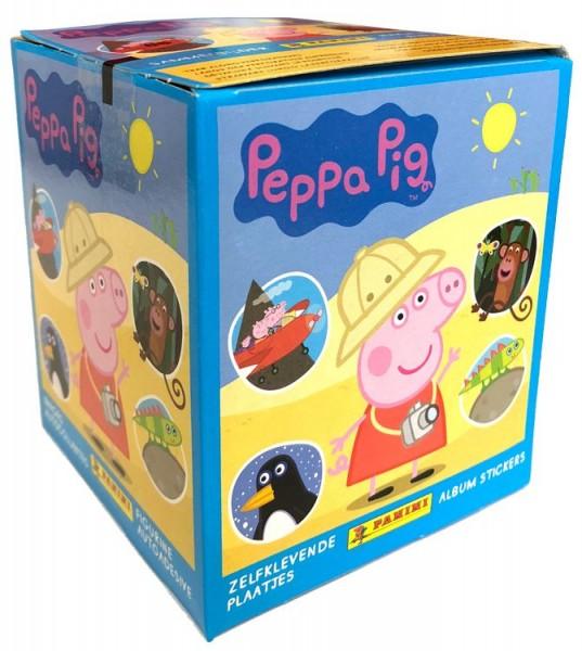 """Peppa Pig """"Auf Weltreise"""" (2019) - Display (50 Tüten)"""