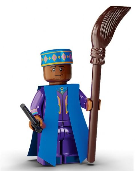 """Lego Minifiguren """"Harry Potter"""" Serie 2 (2020) - Kingsley Shacklebolt - Nr. 13"""