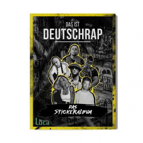 Das ist Deutschrap (2019) - Stickeralbum