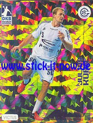 DKB Handball Bundesliga Sticker 16/17 - Nr. 197 (GLITZER)