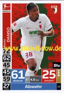 Topps Match Attax Bundesliga 18/19 - Nr. 13