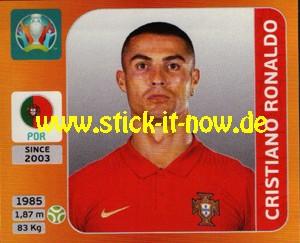 Panini UEFA EM 2020 Tournament Edition (2021) - Nr. 676 ( Ronaldo )