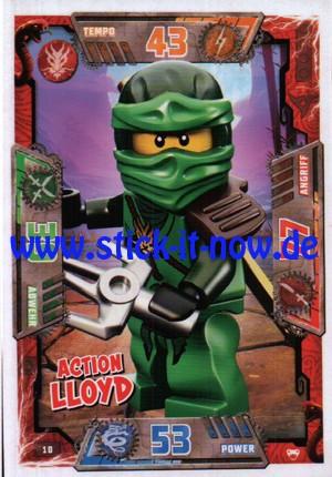Lego Ninjago Trading Cards - SERIE 2 (2017) - Nr. 10