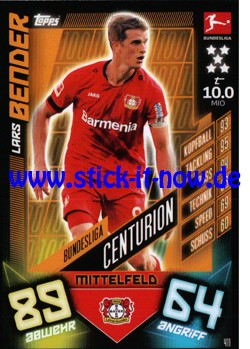 "Topps Match Attax Bundesliga 2019/20 ""Action"" - Nr. 411"