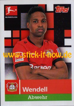 "Topps Fußball Bundesliga 2019/20 ""Sticker"" (2019) - Nr. 175"