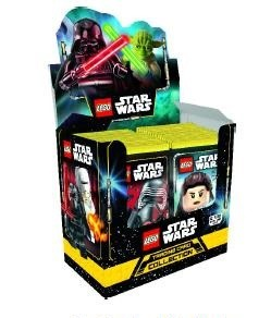 Lego Star Wars Trading Card Collection (2018) - Display (50 Booster)