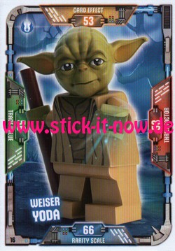 Lego Star Wars Trading Card Collection (2018) - Nr. 16