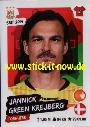 """LIQUI MOLY Handball Bundesliga """"Sticker"""" 20/21 - Nr. 38"""
