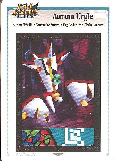 Kid Icarus Uprising - Nintendo 3DS - AKDP-320