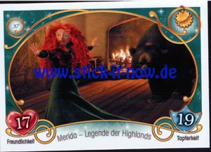 Topps Disney Princess Trading Cards (2017) - Nr. 37
