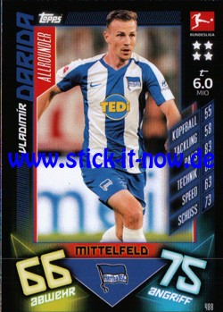 "Topps Match Attax Bundesliga 2019/20 ""Action"" - Nr. 488"