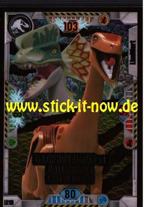 "LEGO ""Jurassic World"" Trading Cards (2021) - Nr. LE 16"