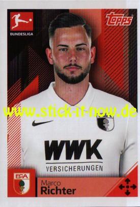 "Topps Fußball Bundesliga 2020/21 ""Sticker"" (2020) - Nr. 19"