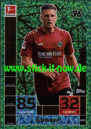 "Topps Match Attax Bundesliga 18/19 ""Action"" - Nr. 485 (Matchwinner)"