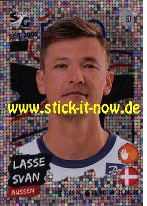 """LIQUI MOLY Handball Bundesliga """"Sticker"""" 20/21 - Nr. 20 (Glitzer)"""