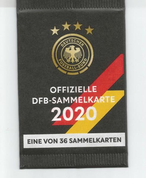 Rewe DFB Sammelkarten EM 2020 - Tüte