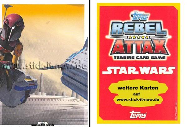 Rebel Attax - Serie 1 (2015) - STRIKE-FORCE - REBELLION 2 - Nr. 102